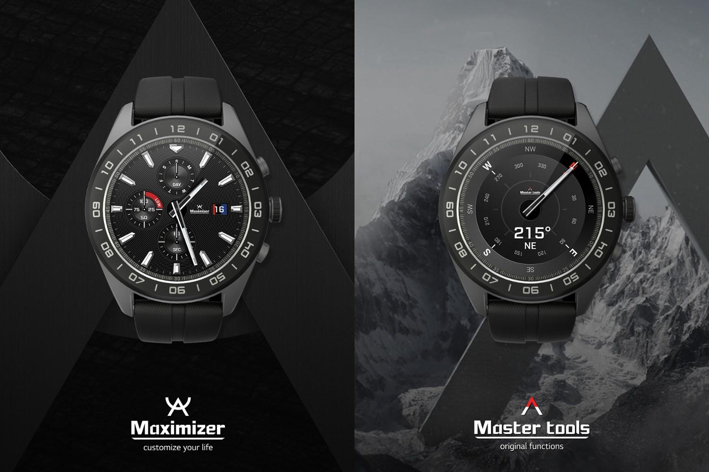 LG Watch W7 oficiálně, hybridní hodinky s Wear OS