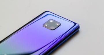 Huawei Mate 20 Pro - první pohled
