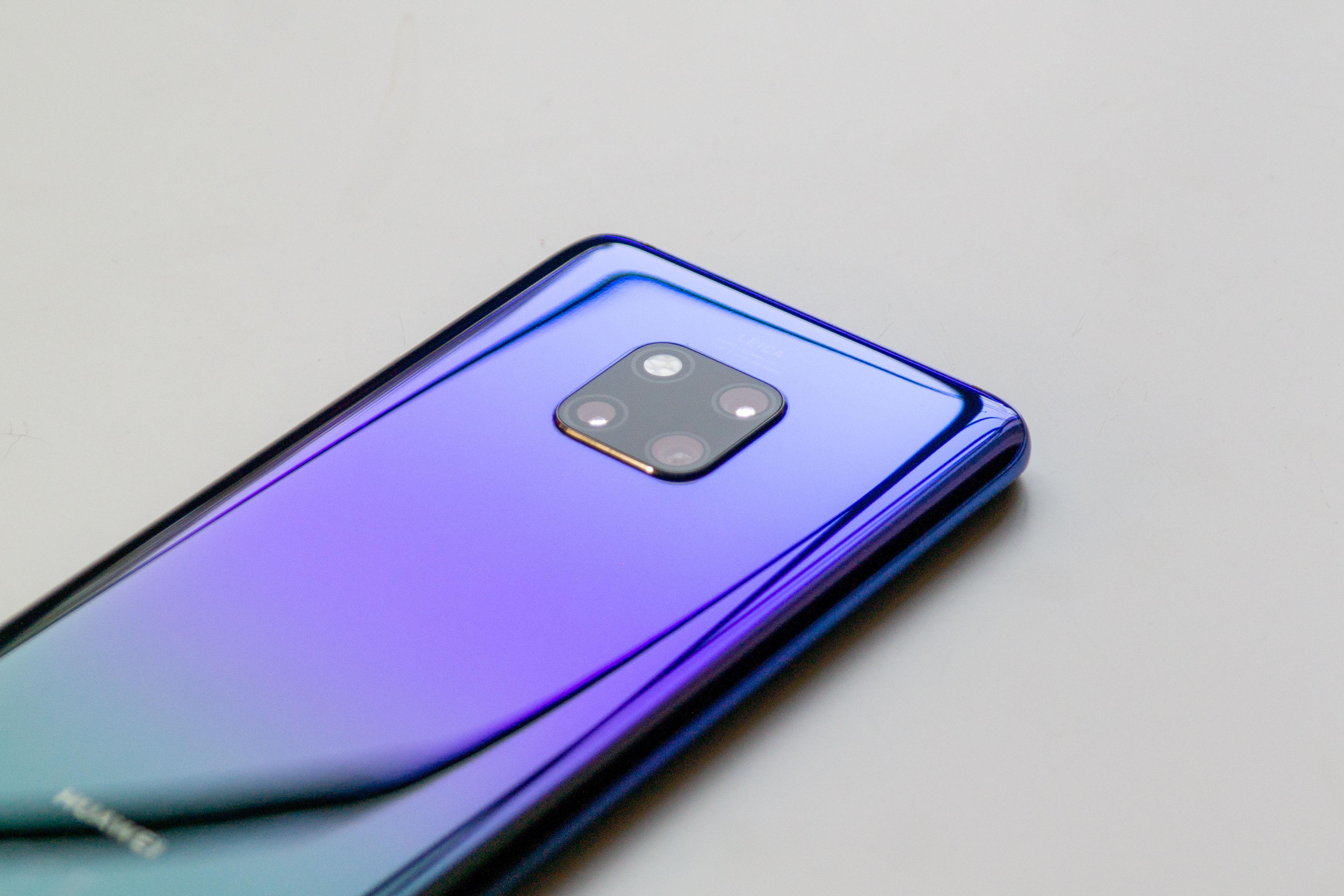 Huawei Mate 20 Pro – první pohled