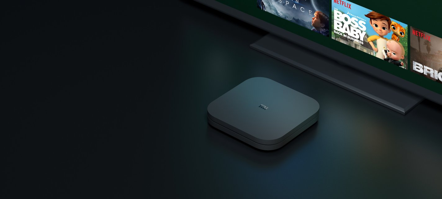 Xiaomi odhalilo Mi Box S s Android TV