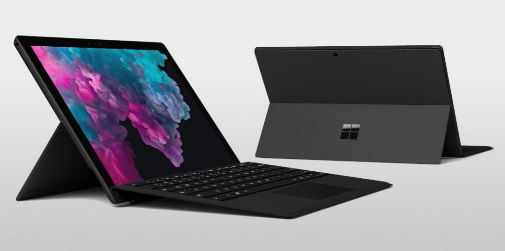 Microsoft a jeho nový patent odhaluje Surface s displejem na zádech