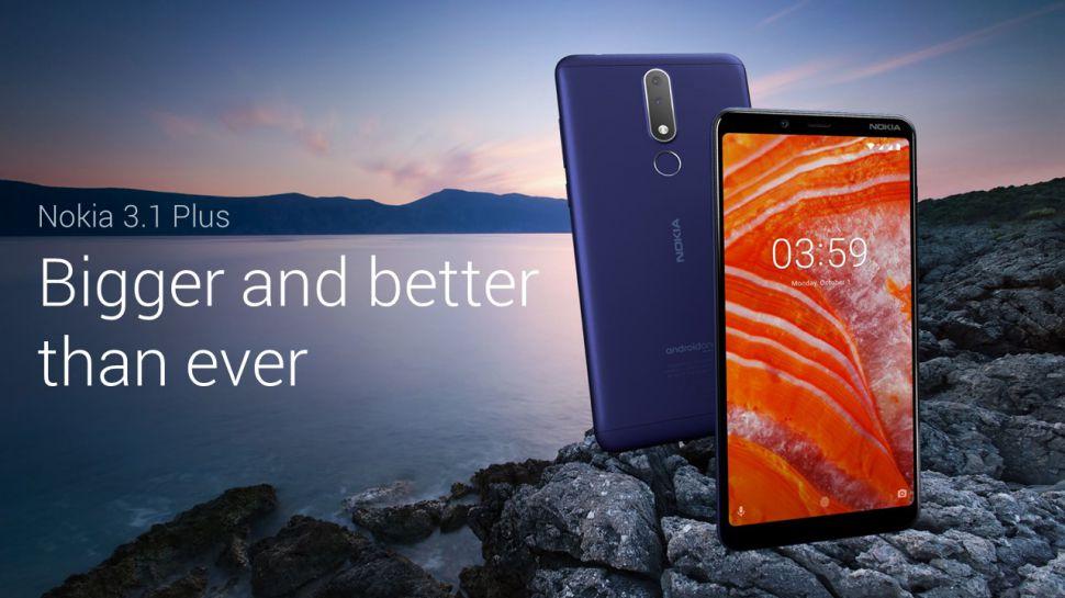 Nokia 3.1 Plus oficiálně, novinka do nejnižší třídy