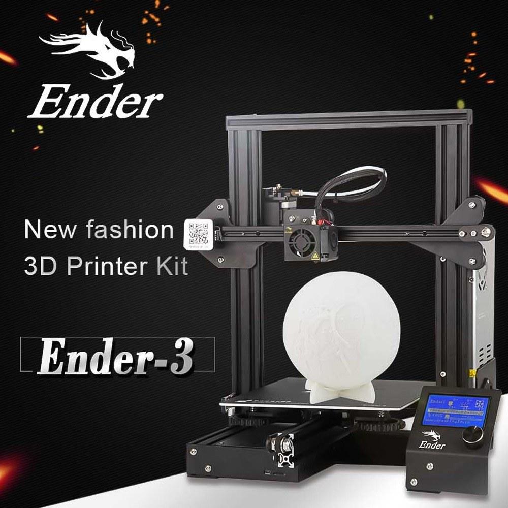 71bed88d609 Skvělá 3D tiskárna Creality 3D nyní za nízkou cenu  sponzorovaný ...