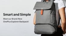 OnePlus Explorer Backpack – jen další batoh pro fanoušky