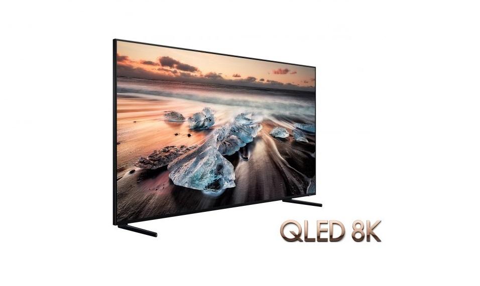 Samsung začíná v Česku prodávat QLED televizory s 8K rozlišením