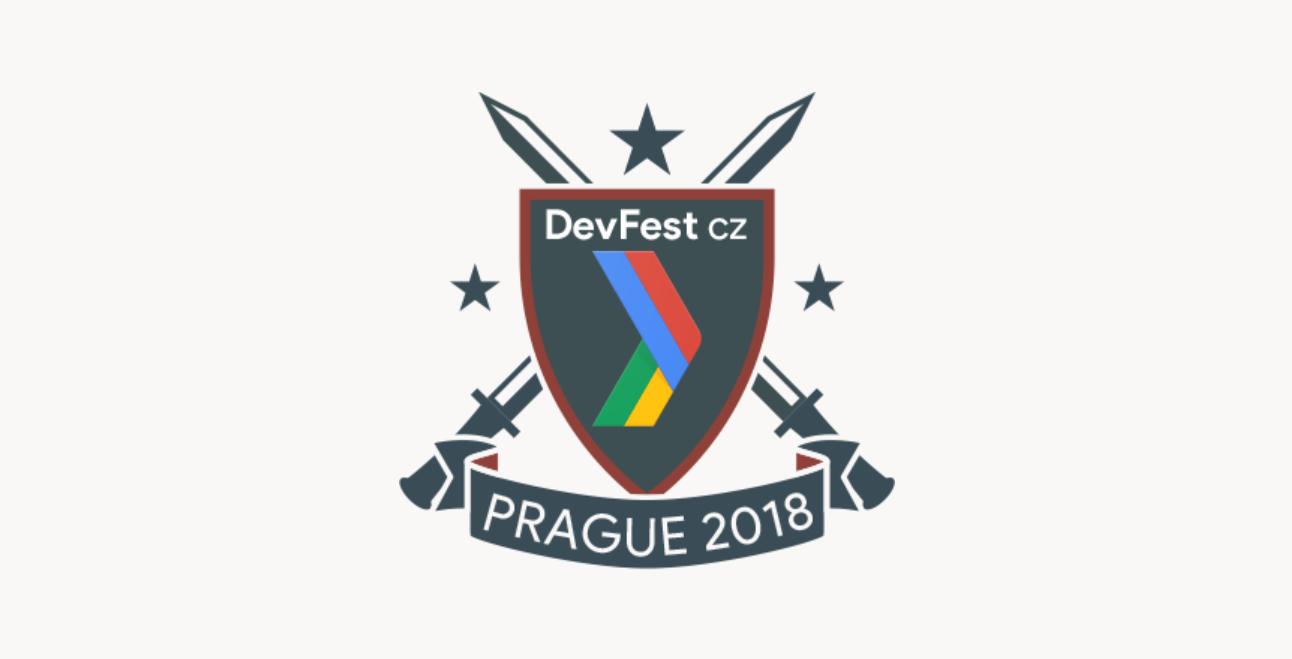 DevFest CZ 2018 – oficiální aplikace pro Android