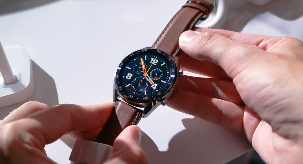 Hodinky Huawei Watch 3 se zřejmě vrátí k Wear OS od Googlu