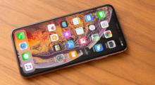 iPhone X může mít problémy s dotykovou vrstvou