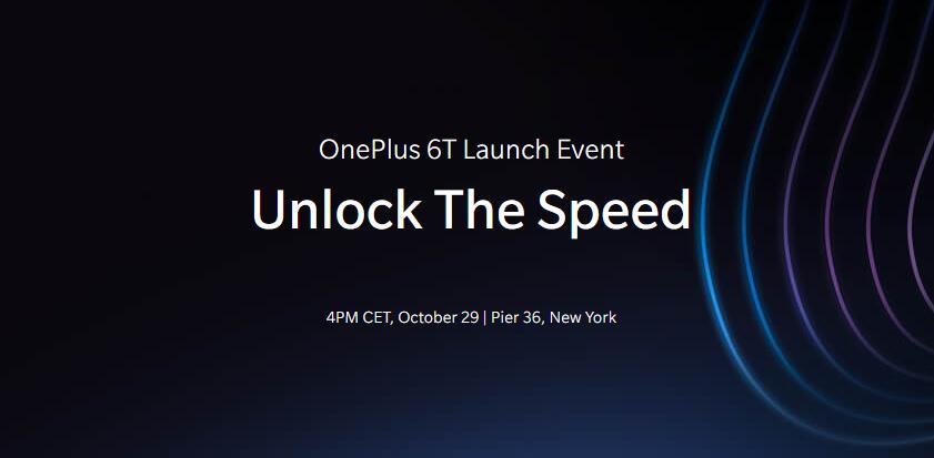 OnePlus mění datum představení 6T [aktualizováno]