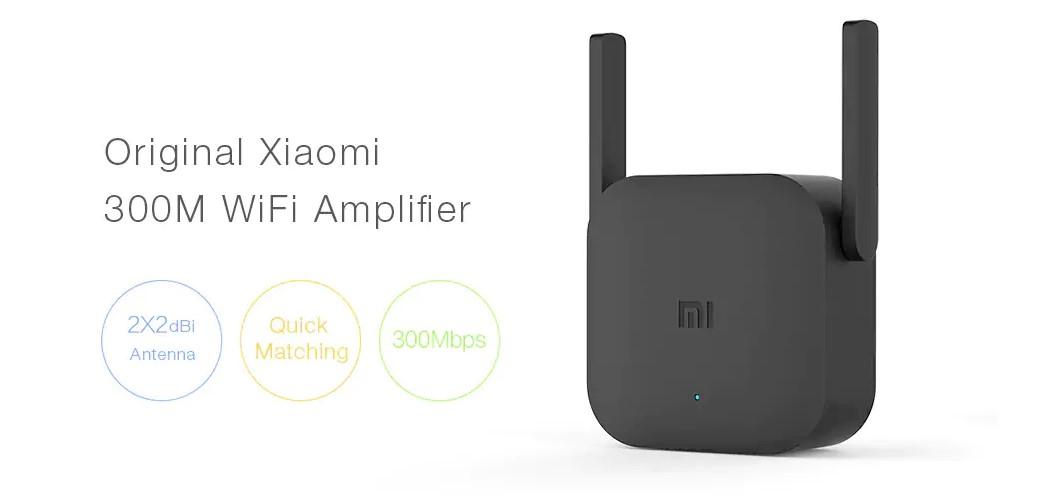WiFi extender od společnosti Xiaomi, nyní za výhodnou cenu na GearBest.com [Sponzorovaný článek]