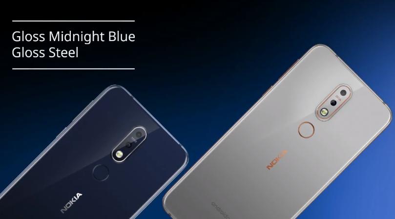 Nokia 7.1 oficiálně, nabízí nový displej a Android One