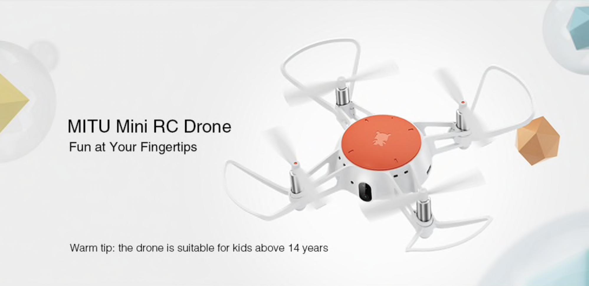 Exkluzivní dron Xiaomi MITU za nejnižší cenu v historii! [sponzorovaný článek]