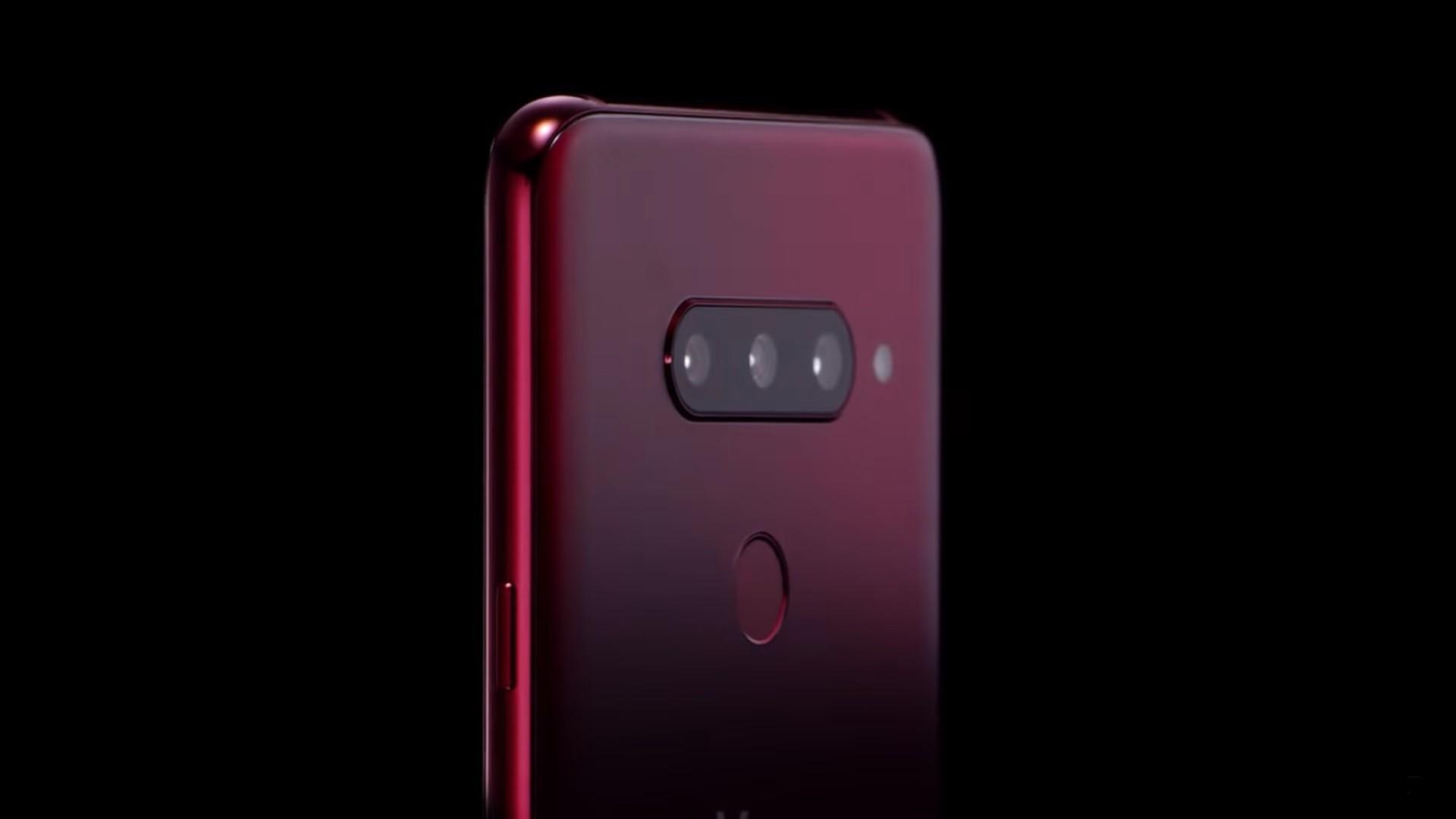 LG V40 ThinQ představen, nejlepší top model?