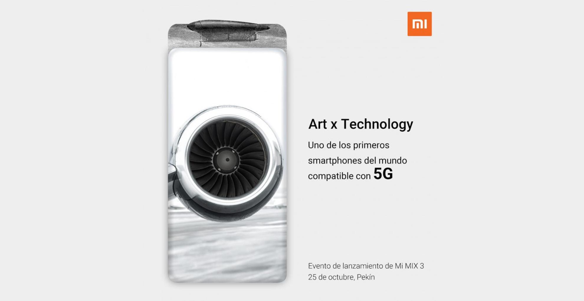 Xiaomi láká na Mi Mix 3 [aktualizováno]