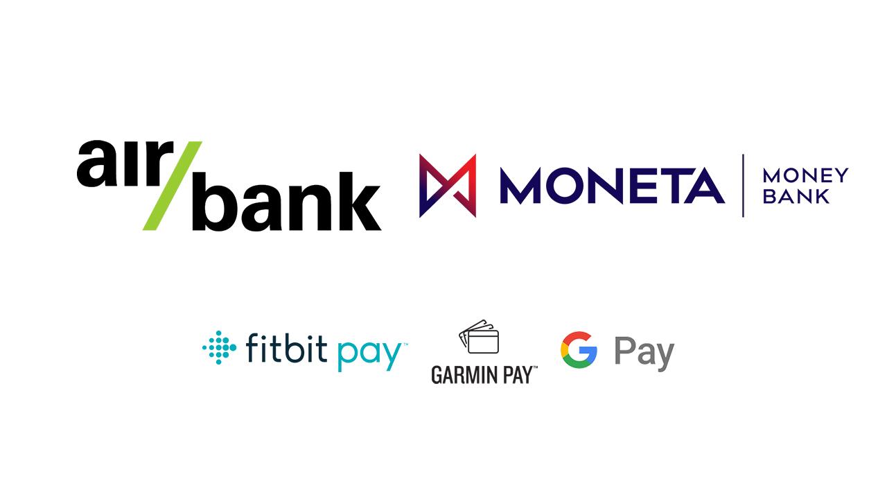 Klienti AirBank budou mít přístup ke Google Pay, Garmin Pay a Fitbit Pay [spekulace]