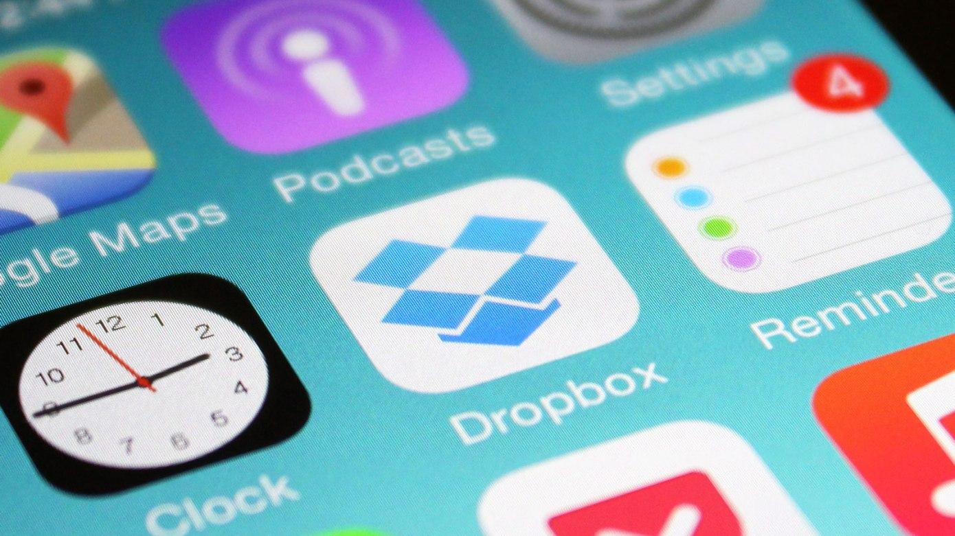 Dropbox představil správce hesel a další