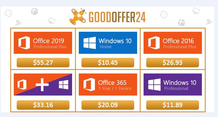 Goodoffer24: Získejte nyní Microsoft Office 2019 za levno! [Sponzorovaný článek]