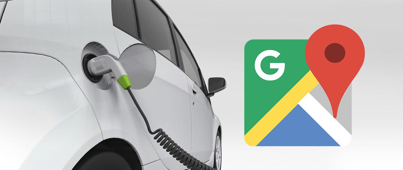 Google Mapy začínají ukazovat obsazenost nabíjecích stanic pro auta [aktualizováno]