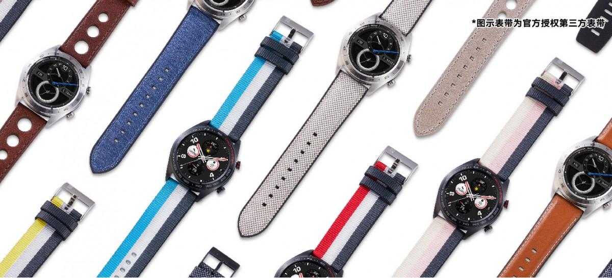 Chytré hodinky Honor Watch Magic nyní ve slevě! [sponzorovaný článek]