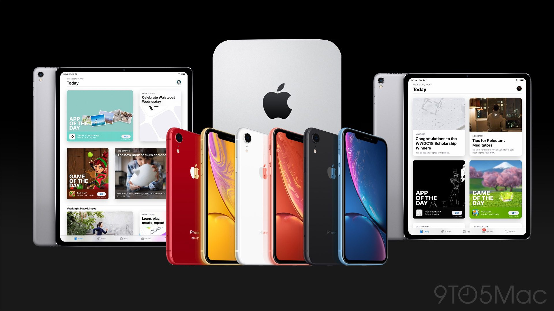 Apple Keynote: z mrtvých vstanou dva produkty, iPad mini 5 a AirPower