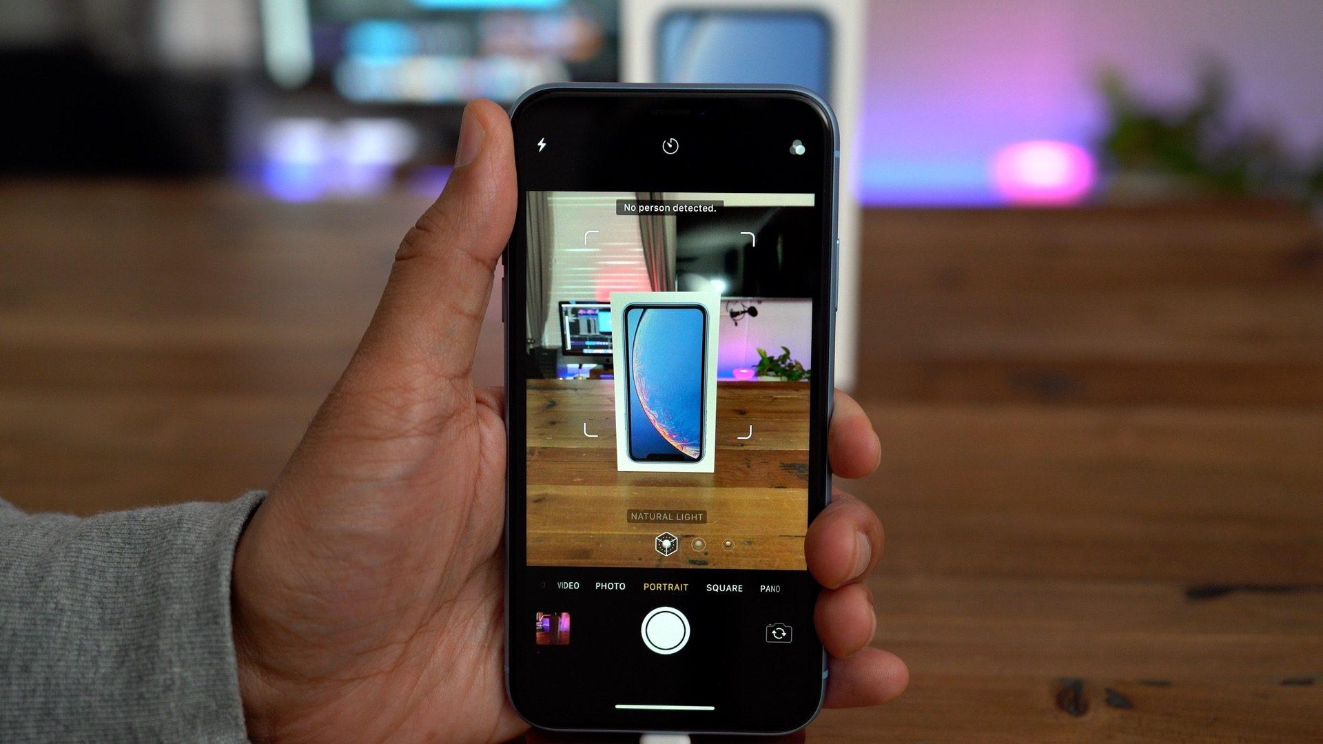 iPhone XR je omezený více, než jsme čekali