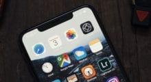 Apple by mohl odstranit výřez v displeji u iPhonu