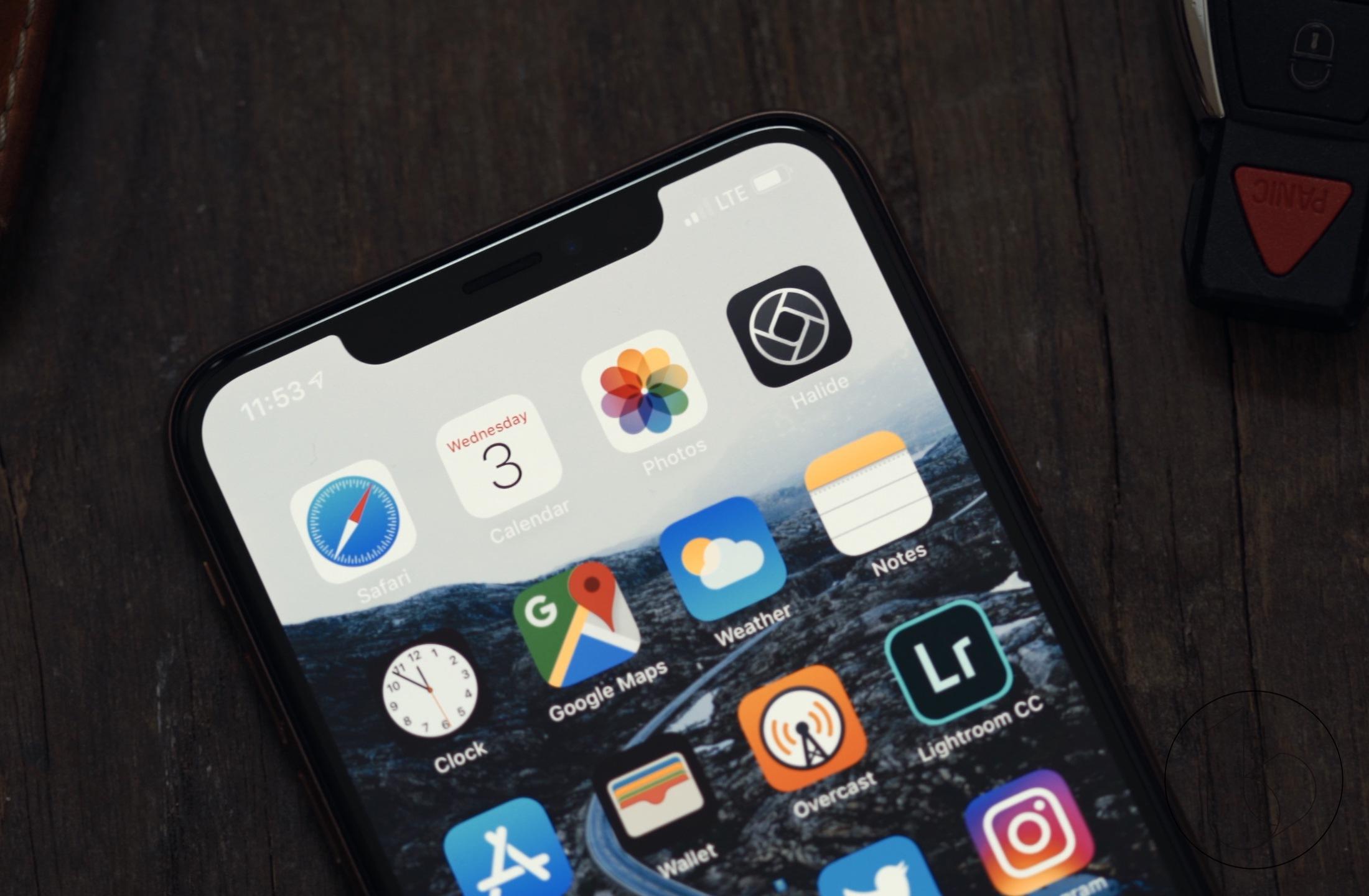 Apple údajně použije levnější 3D senzory, které vyrobí Sony