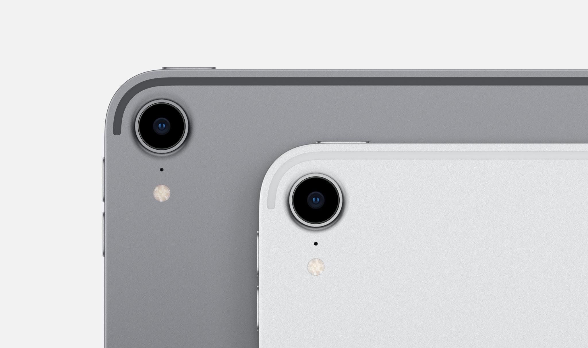 Nové iPady Pro mírně ztrácí u foťáků