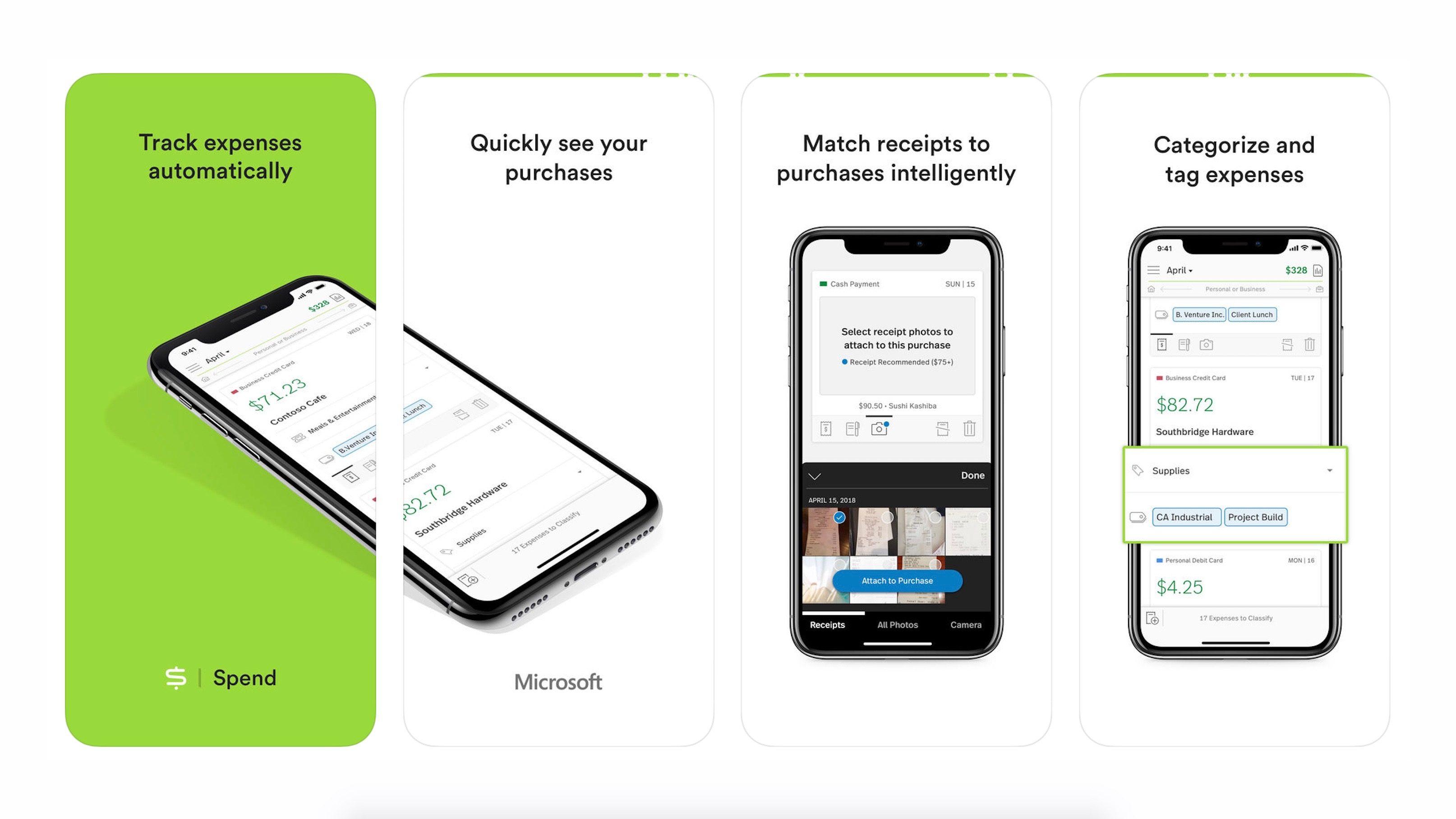Nová aplikace Spend dokáže automatizovat vaše podnikové výdaje