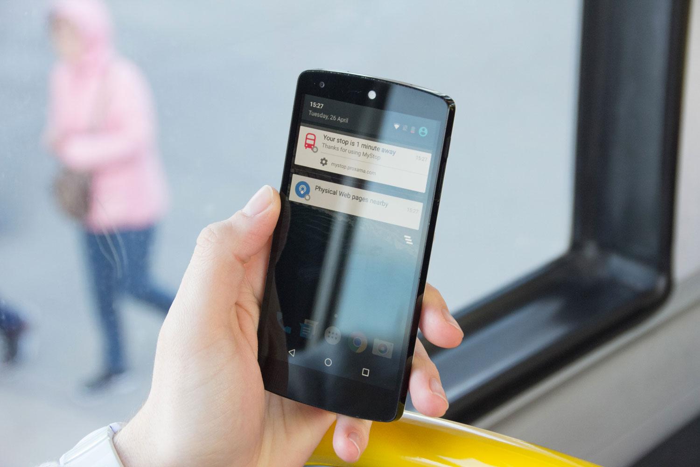 Google končí s Nearby notifikacemi
