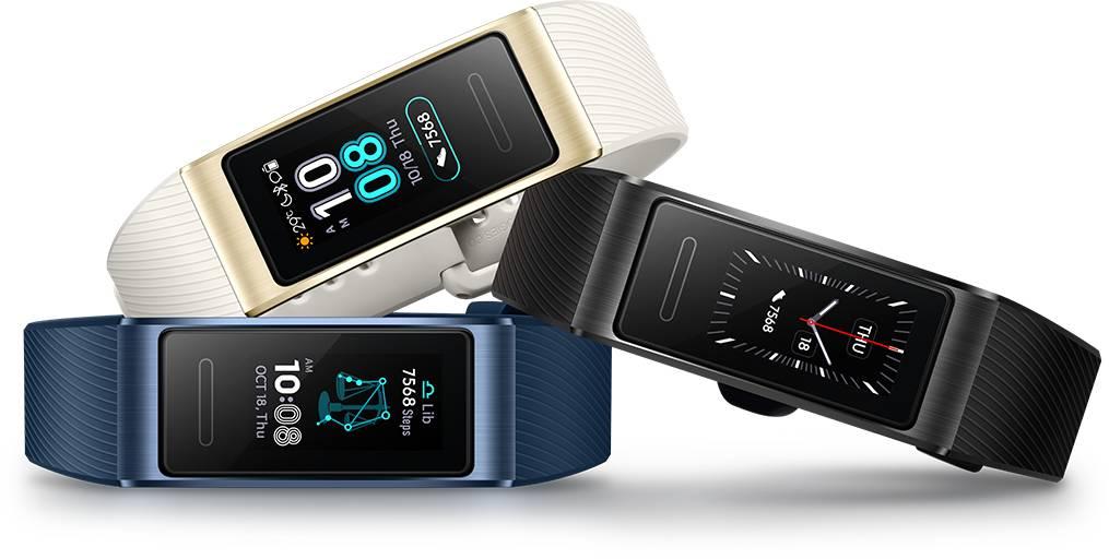 Huawei Band 3 Pro – nový fitness náramek za 99 eur