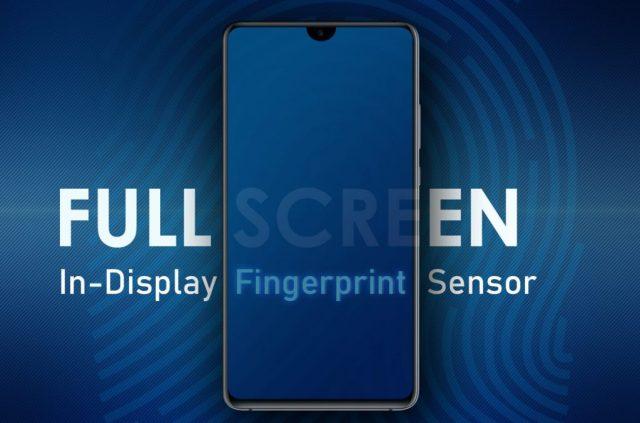 Samsung chystá dvě čtečky otisků prstů v displeji