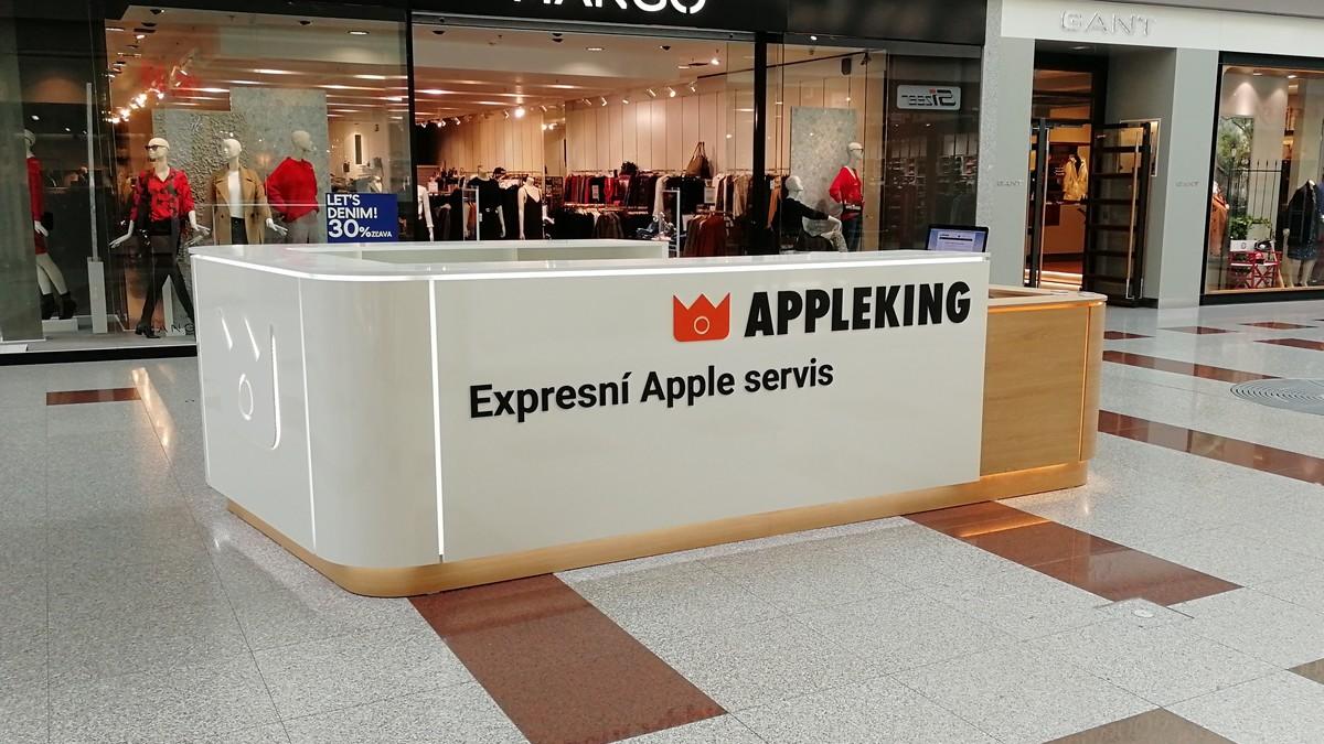 Oprava Apple zařízení na počkání v OC Olympia Brno, navíc 7 dní v týdnu! [sponzorovaný článek]
