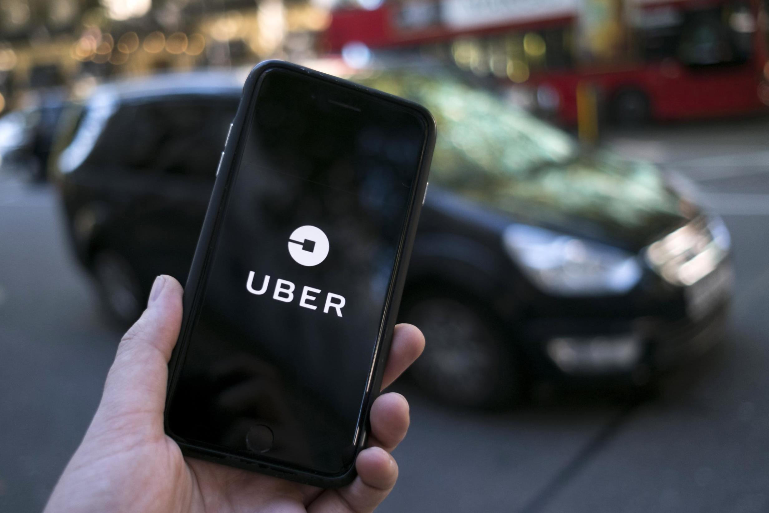 Uber představuje novou funkci RideCheck