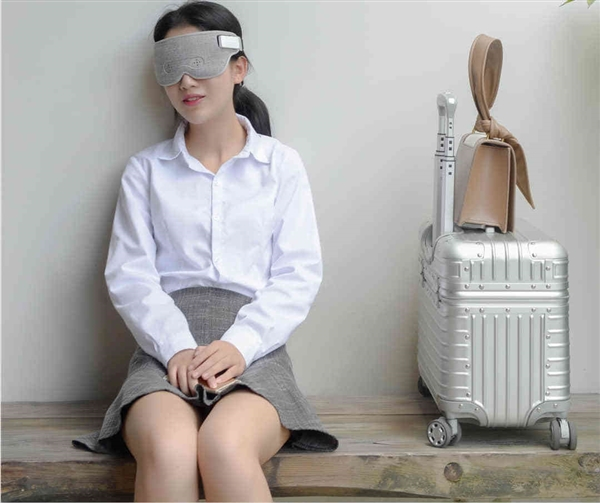 Easy Air Brain Wave Sleeping Eye Mask