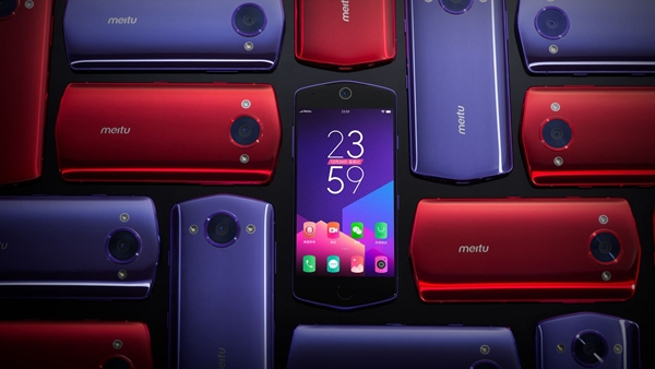 Meitu MP1801 nabídne až 5 kamer a Android 9.0