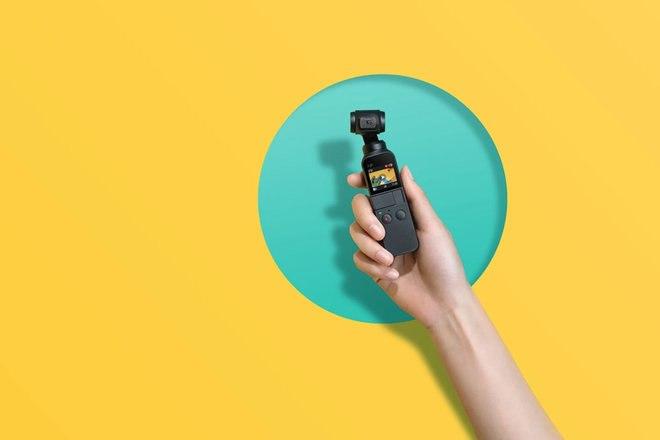 DJI představilo novou kameru Osmo Pocket