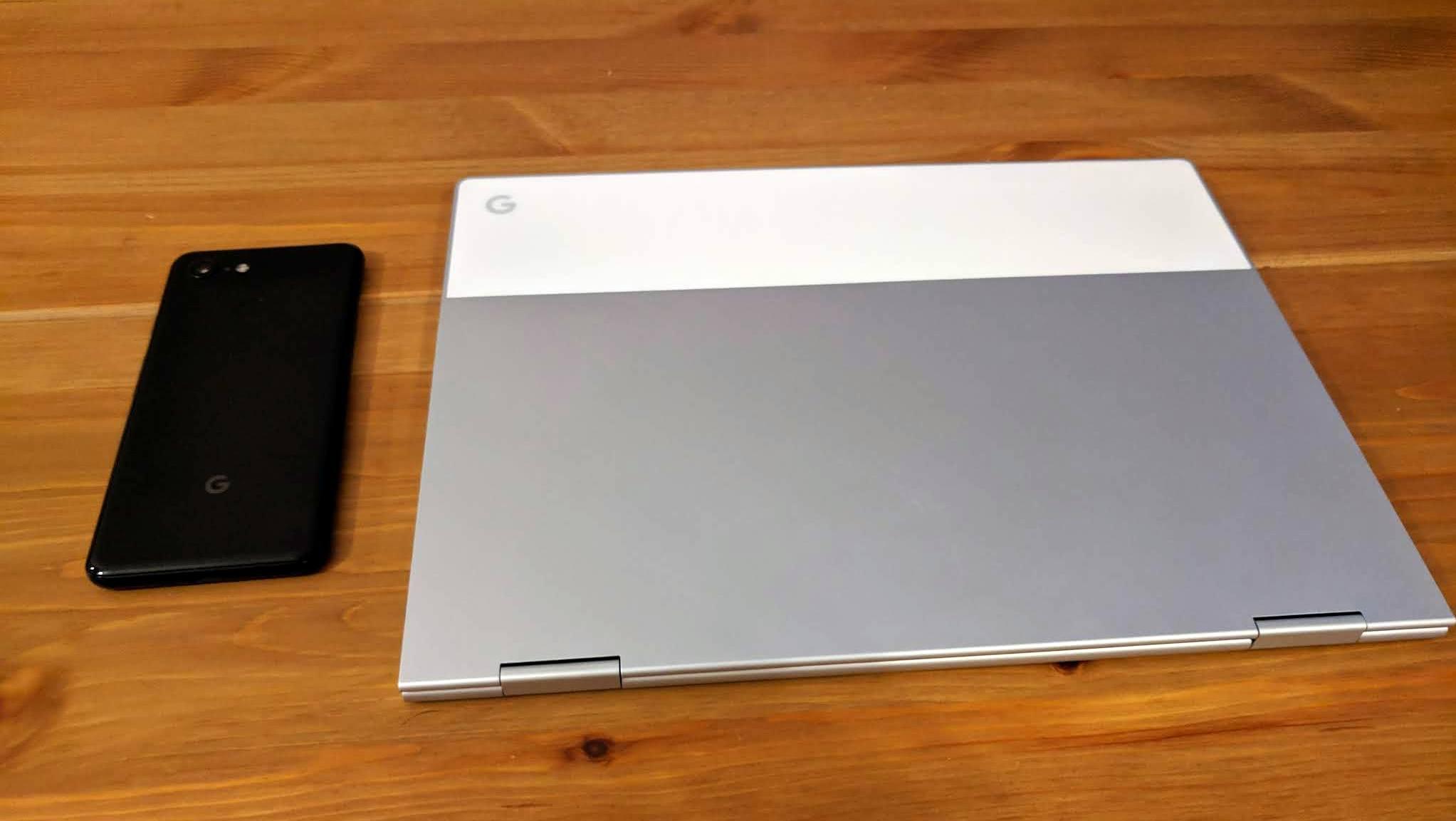Jak se hodí Google Pixelbook na vývoj Android aplikací? [uživatelská zkušenost]