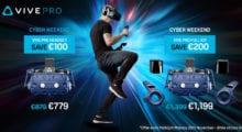 Black Friday u HTC: skvělé ceny HTC Vive Pro i top modelu HTC U12+ [sponzorovaný článek]