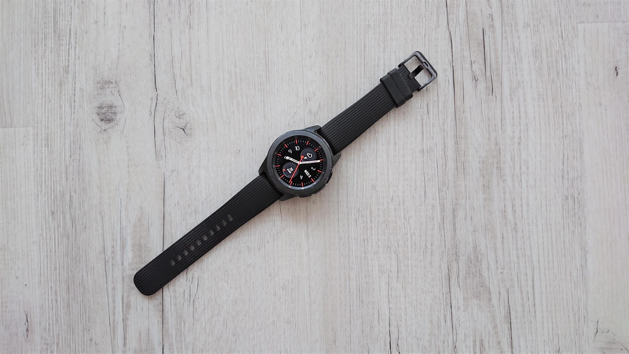 Samsung hodinky možná nabídnou měření tělesného tuku