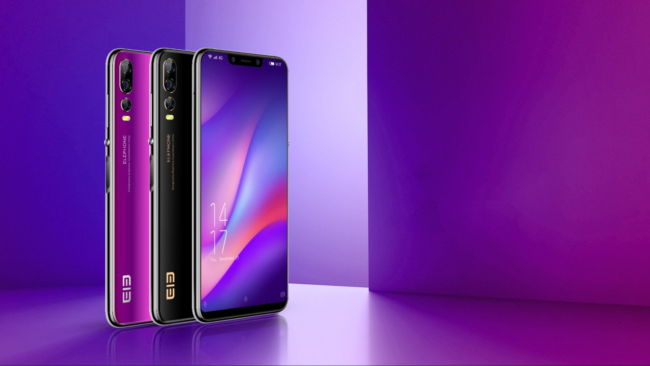 Elephone uniká očekávaný model A5