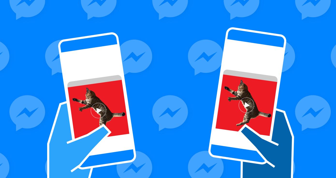 Facebook testuje v Messengeru funkci na společné sledování videí