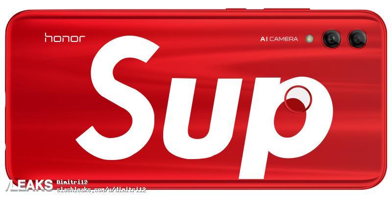 Honor 10 Lite bude prodáván i ve speciální edici Supreme