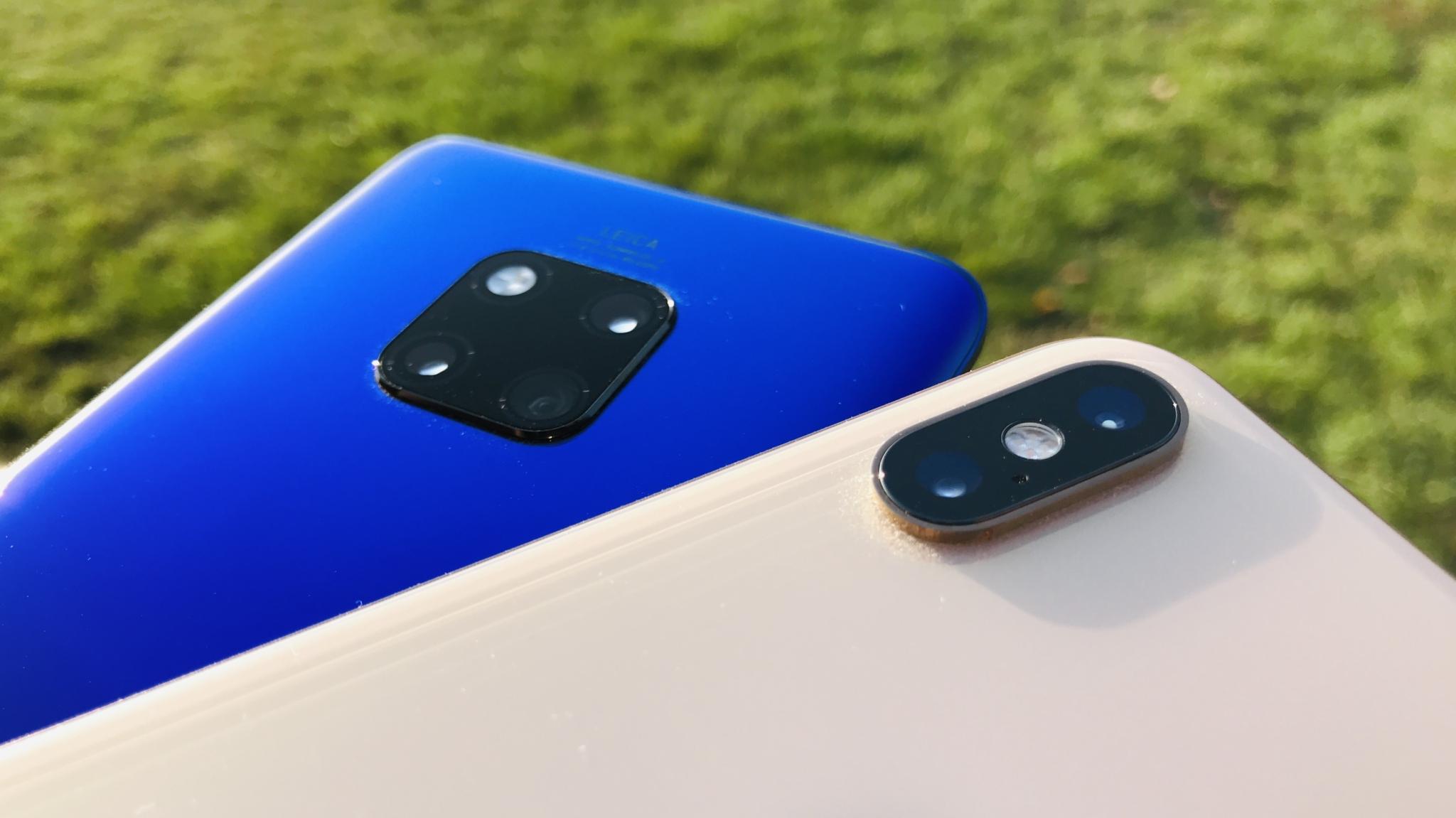 Fototest: iPhone Xs Max vs. Mate 20 Pro