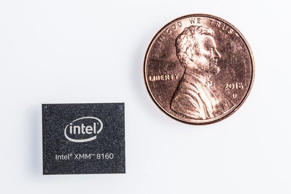 Intel představil svůj nový 5G modem pro mobilní telefony