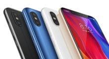 Xiaomi Mi 8 se dočkalo nových funkcí, včetně Super Night Scene