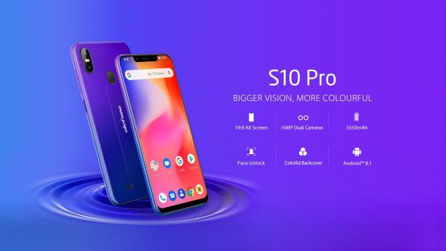 Ulefone S10 Pro – nenechte se zmást názvem, jde o slaboučkou novinku