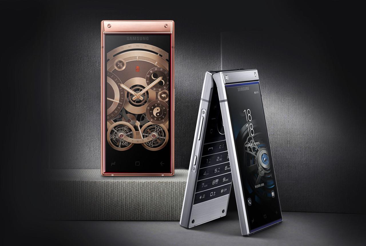 Samsung W2019 oficiálně, cihla s pořádnou cenovkou