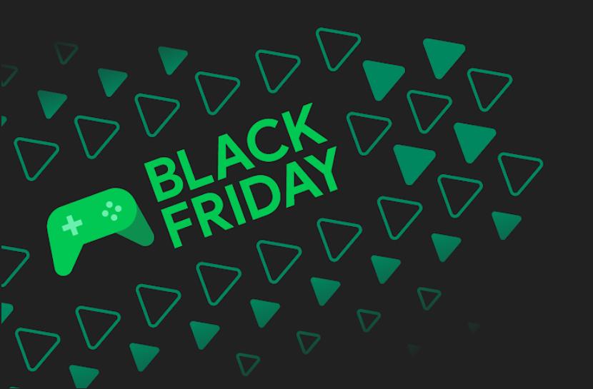 Black Friday v Obchodě Play – 15 her se slevou