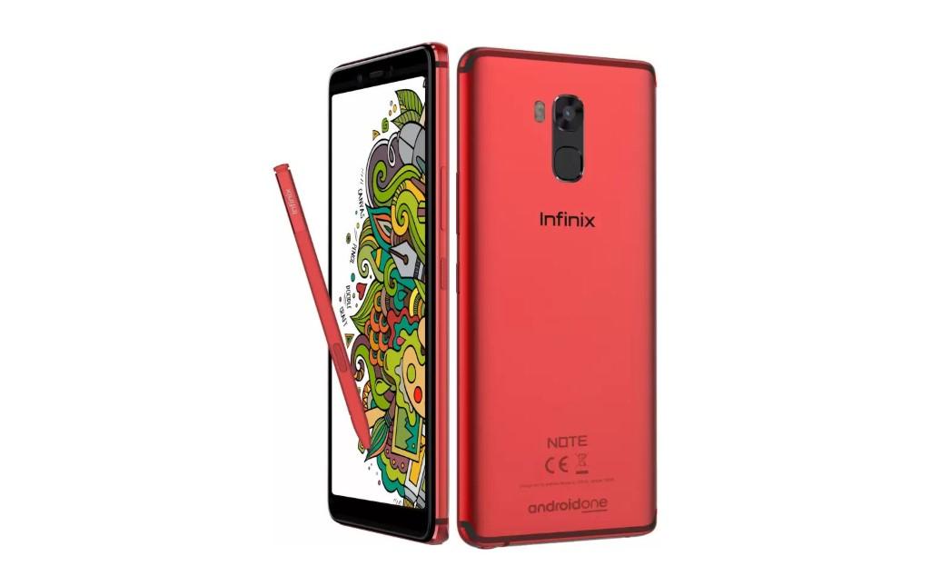 Infinix Note 5 Stylus zaujme Androidem One a stylusem